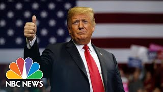Watch live: Trump Holds First Rally Since Mueller Report Release | NBC News