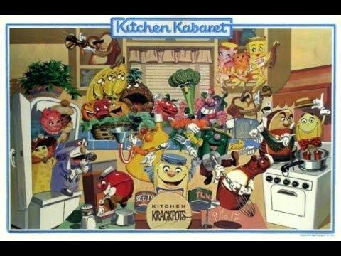DVT - Vintage Disney - EPCOT Center - Kitchen Kabaret 1986 - YouTube