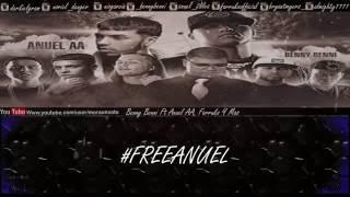 Maliante Hp (Remix) (Letra) - Benny Benni Ft Anuel AA, Farruko, Almighty, Noriel Y Mas