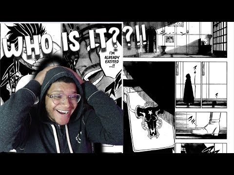BLACK CLOVER MANGA CH. 246 REACTION! - PURE HEEEAAATT!! WHO?
