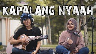 Download lagu Kapalang Nya'ah - Abil Jatnika (Versi Akustik Gitar) Cover by Santi Aditya & Anjar Boleaz