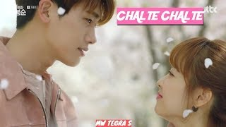 Chalte Chalte | Korean Mix | Atif Aslam | Jackky Bhagnani | Kritika Kamra | Tanishk Bagchi | Mitron