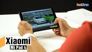 Xiaomi Mi Pad 4 — обзор планшета