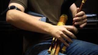Speed the Plough on Uilleann Pipes
