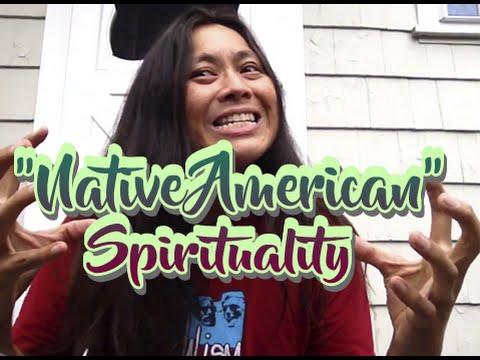"""Native American"" Spirituality"