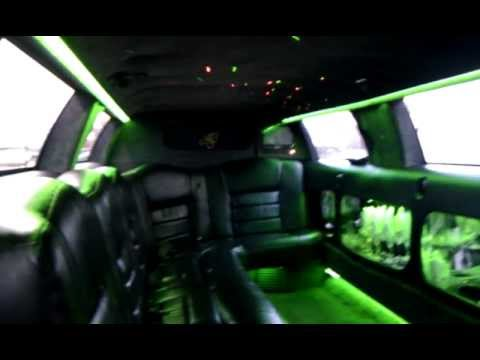 Lincoln Town Car Limo Custom Interior Youtube