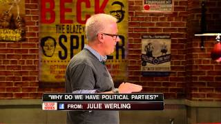 The War of the Words - Glenn Beck vs Eliot Spitzer