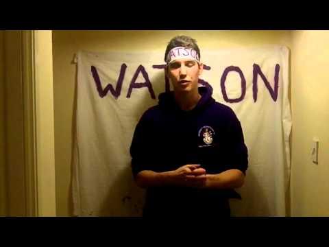 Vote Sasha Watson SUSU VP Academic Affairs