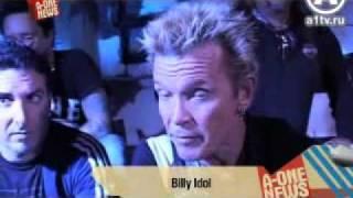 видео Книга о Билли Айдоле