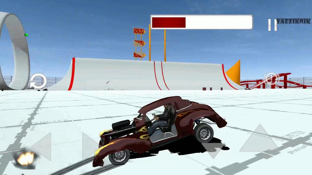 Car Crash Simulator Racing Beam Engine Style E01 Android