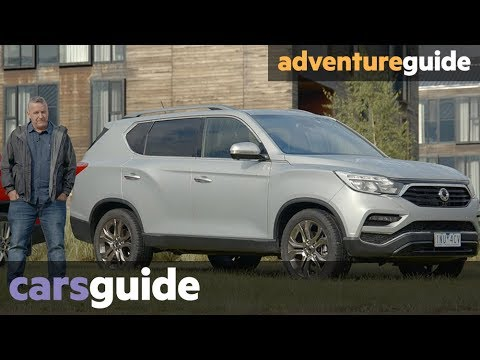 SsangYong Rexton 2019 review