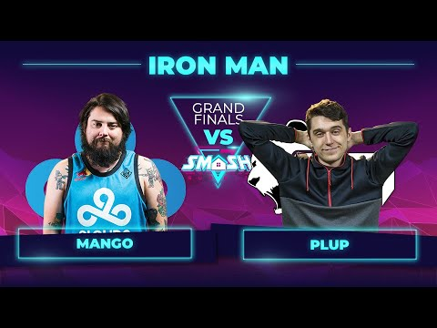 Mang0 vs Plup - Iron Man GRAND FINALS - Smash Summit 7
