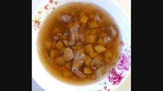 Вкусный постный легкий грибной суп