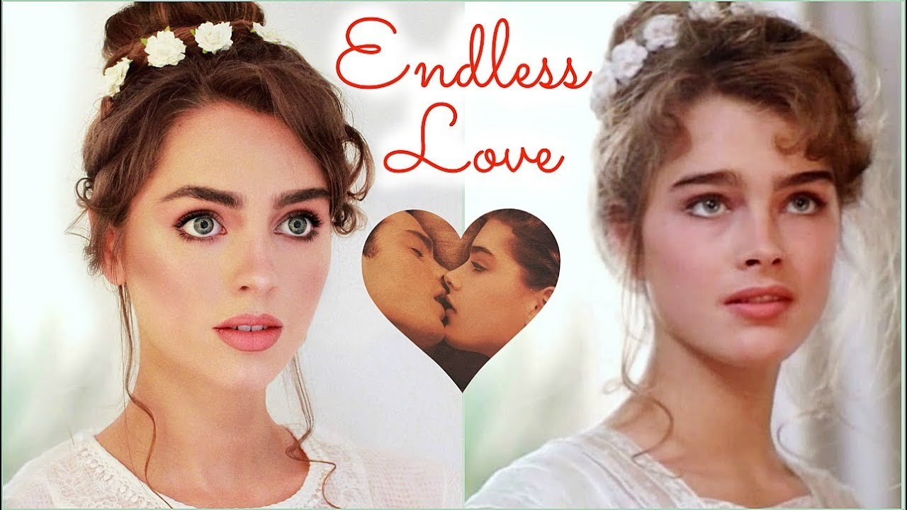 Brooke Shields as Jade Butterfield Makeup & Hair Tutorial  Endless Love  (8)