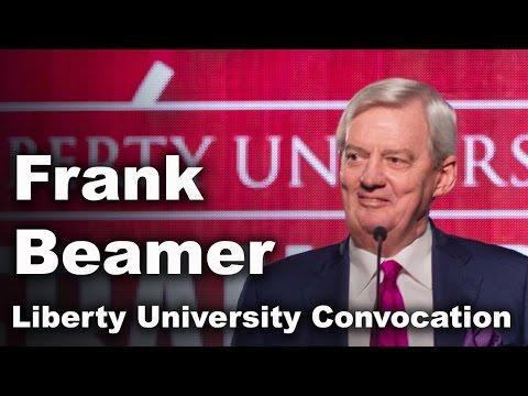 Frank Beamer - Liberty University Convocation