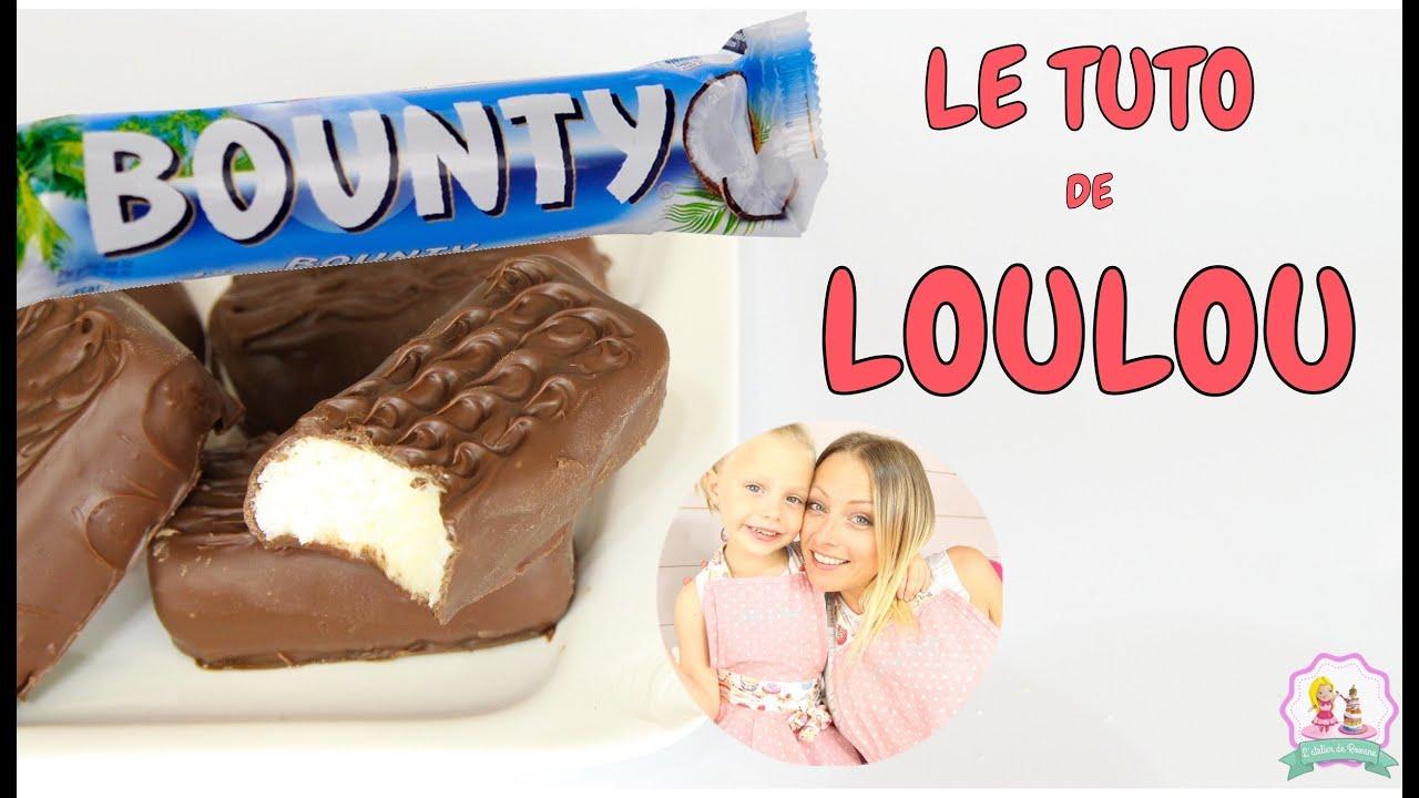 Recette Bounty Maison Facile Et Rapide Youtube