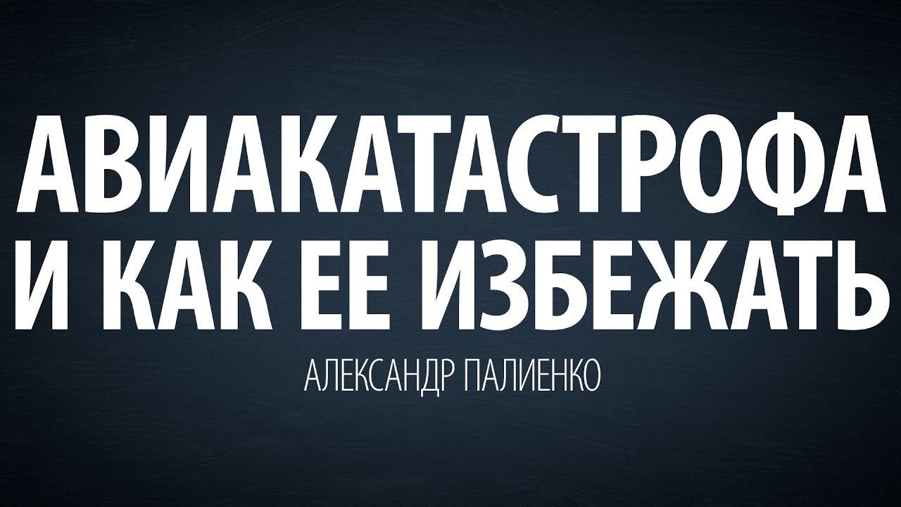 Александр Палиенко - Авиакатастрофа и как ее избежать.