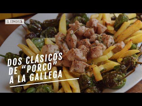EL COMIDISTA   Raxo y churrasco, dos clásicos de 'porco' a la gallega