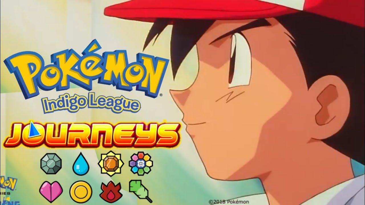 Kanto Journey (Timelines EP 02) Hindi || Pokemon Indigo League || PokeMV