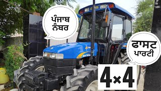New Holland 7500 4×4 Model 201…