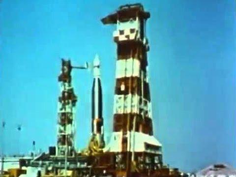 Agena Rocket Programs