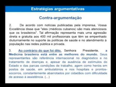 2b77dd24853c9 Gêneros Textuais na Prova de Redação - Videoaula sobre Carta Aberta ...