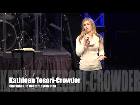 Kathleen tesori sharing what gods word has done in my life youtube