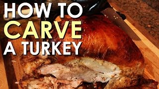 How to Carve a Turkey | Art of Manliness