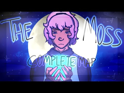 【 THE MOSS 】 〖 COMPLETE MAP 〗