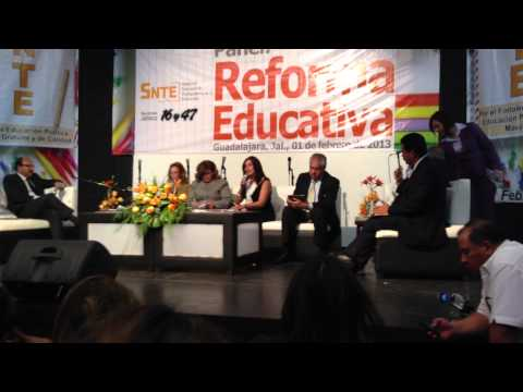 OPINION SOBRE LA REFORMA EDUCATIVA DE LA LIC   VIRGINIA ARGUELLES