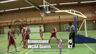 Binnenland U20 vs Giants U20