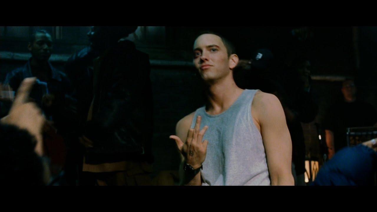 Download Eminem - Not Afraid [8 mile music video] 2021