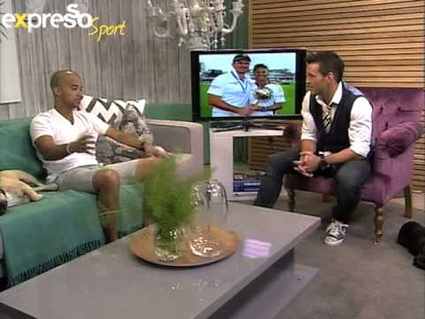 Expresso Sport - JP Duminy Interview (09.01.2012)