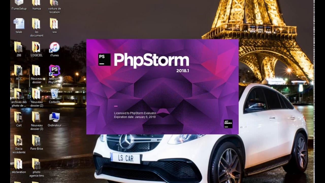 How to Download and Install PhpStorm 2018