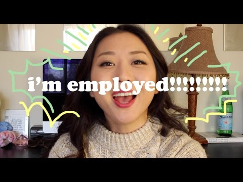 BIG BIG NEWS!!! I'm Employed!!!! | Unemployment Diary: Entry #omg