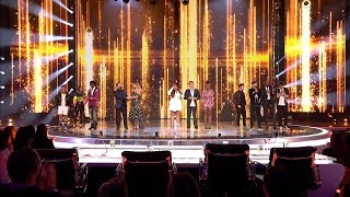 The X Factor Uk 2018 The Results Live Shows Winners Round 5 Full Clip S15e24