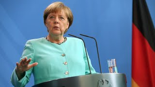 Merkel: Britain Will Continue to Be Important Partner for Germany