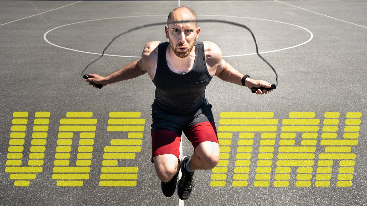 How Skipping Every Day Transformed My VO2 Max - 30 Day Jump Rope Challenge