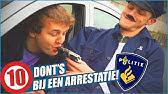 10 Dont's bij een arrestatie (Met Milan Knol/dagelijkshaadee)