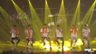 [JUNJIN FOCUS]150822 SHINHWA 17TH FINALE CONCERT