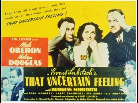 LO QUE PIENSAN LAS MUJERES (THAT UNCERTAIN FEELING, 1941, Full movie, Spanish, Cinetel)
