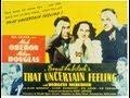 Lo Que Piensan Las Mujeres That Uncertain Feeling 1941 Full ...