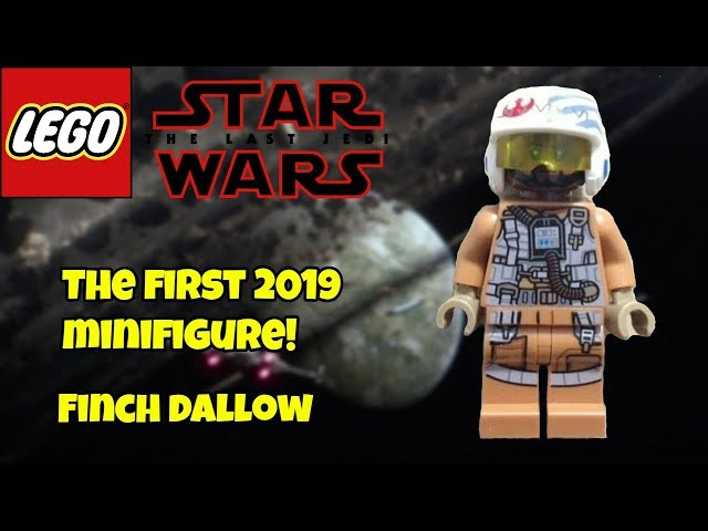 Our First Glimpse At The 2019 LEGO Star Wars Sets!