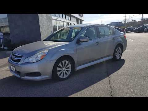 2010 Subaru Legacy Limited For Sale Cleveland OH S6958T
