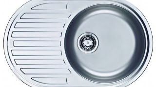 Обзор мойки кухонной Franke PML 611i декор
