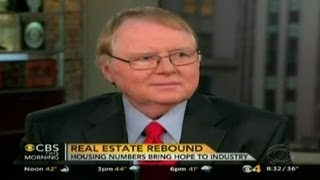 Dave Liniger talks Housing Recovery issues on CBS This Morning