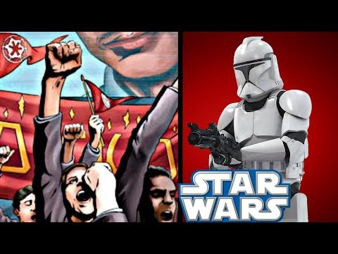 What The Republic REALLY THOUGHT About the CLONES - Star Wars Explained