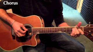 For The Sake Of The Call (Steven Curtis Chapman [Re:creation]) - Guitar Lesson