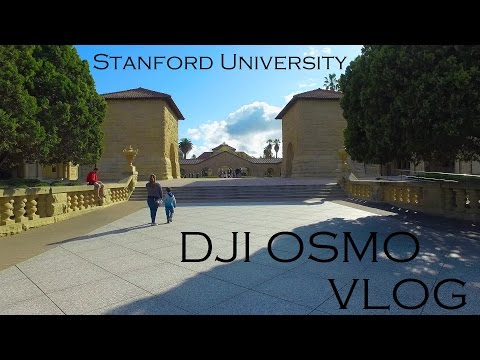 Stanford University Campus - Neil deGrasse Tyson