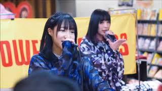 2018/1/14にタワーレコード静岡で行われたRHYMEBERRY(ライムベリー)のリ...
